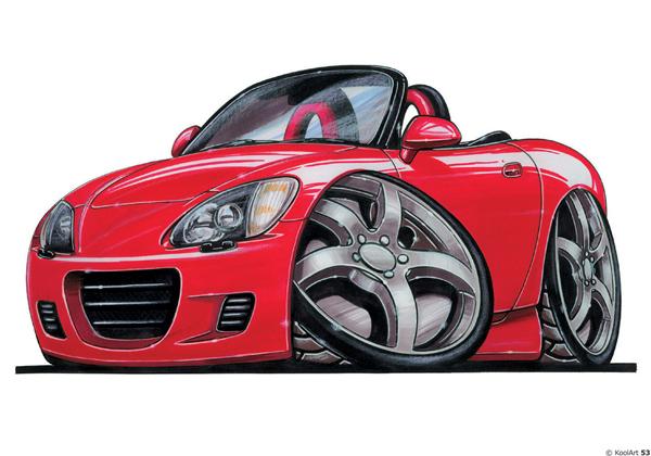 Honda S2000 Cabriolet Rouge