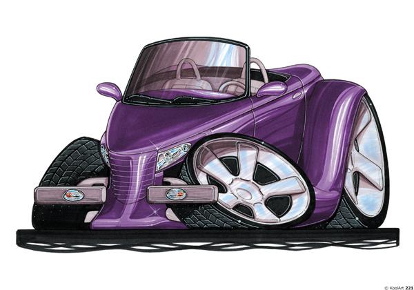 Dodge Prowler Violette