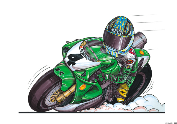 Kawasaki Yanagawa Moto Verte