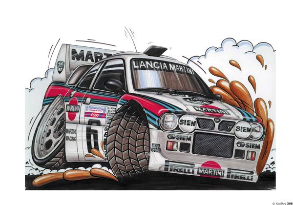 Lancia 037 Rallye Blanche