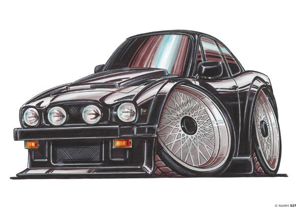 Aston Martin DB6 Noire