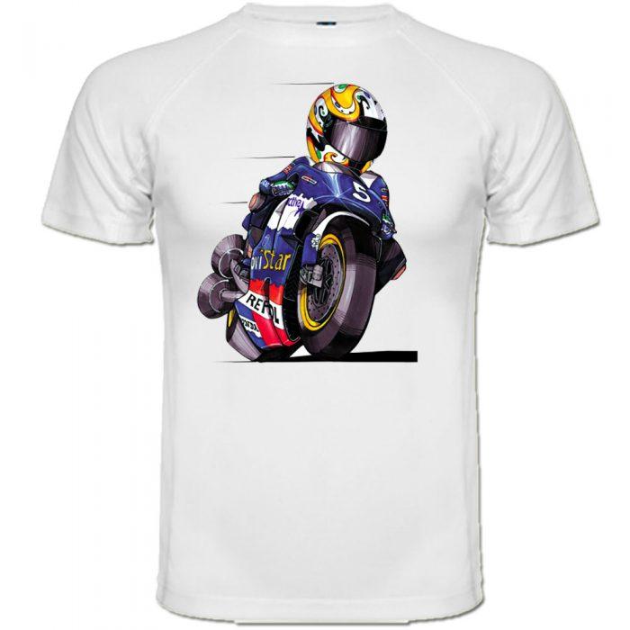 t shirt moto honda nsr 0082