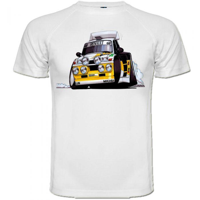 t shirt renault 5 turbo