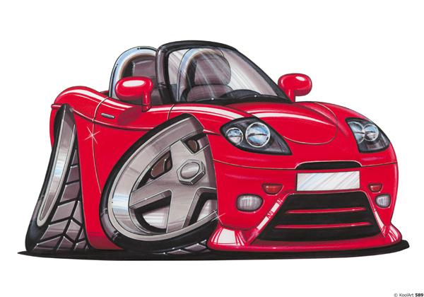 Fiat Barchetta Rouge AV