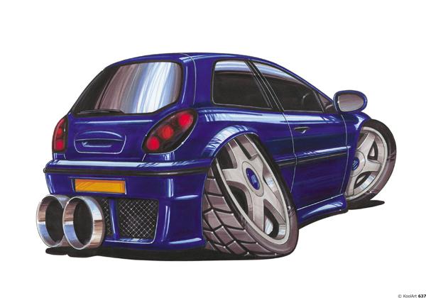 Fiat Bravo Bleue