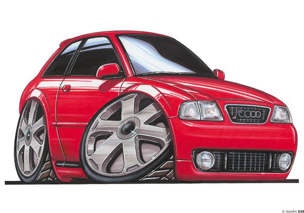 Audi A3 Rouge