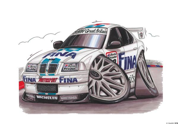 BMW E30 Rallye Blanche