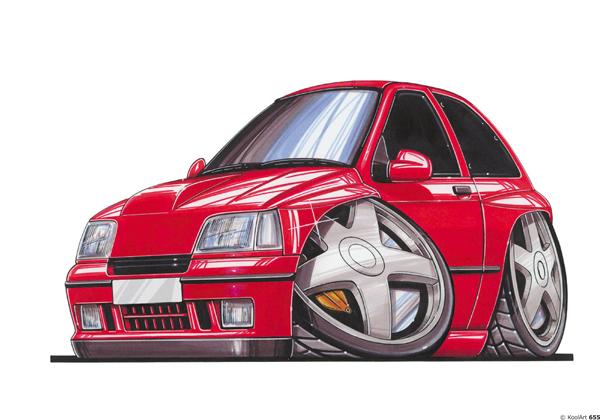 Renault Clio Rouge