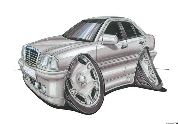 Mercedes Classe S Grise