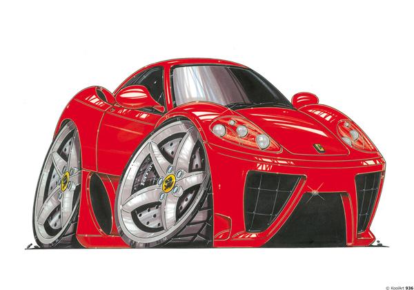Ferrari Maranello Rouge