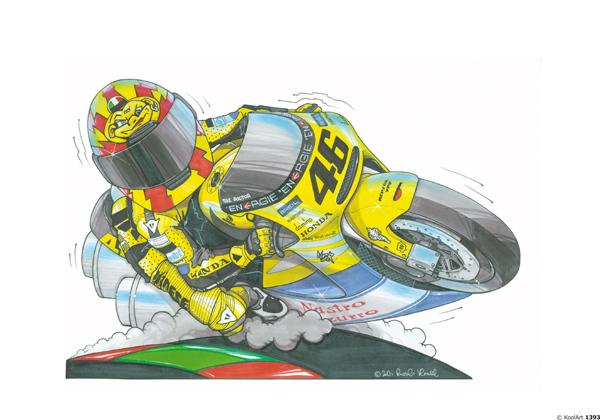Honda Valentino Rossi