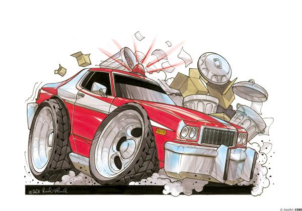 Ford Starsky & Hutch