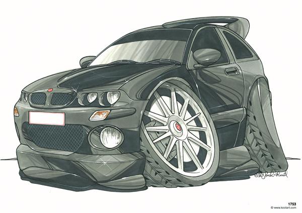 MG ZR Noire