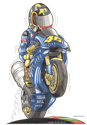 Yamaha Rossi