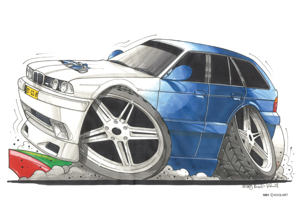 BMW Serie 5 Sport