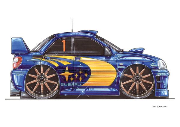 Subaru Impreza Classique