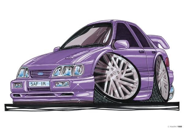 Ford Sierra Violette