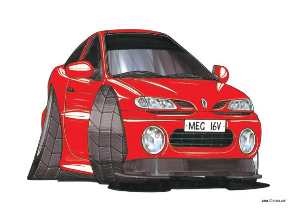 Renault Megane Rouge