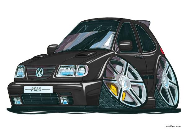 VW Polo Noire
