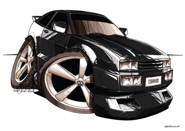 Volkswagen Corrado Noire