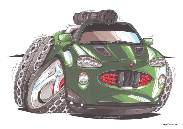 Jaguar XK8 Verte 007
