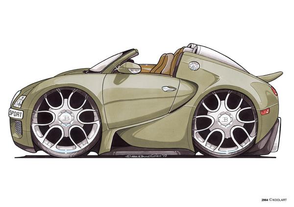 Bugatti Veyron Sport Beige
