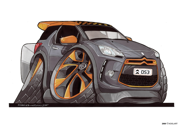 Citroen DS3 Tunning