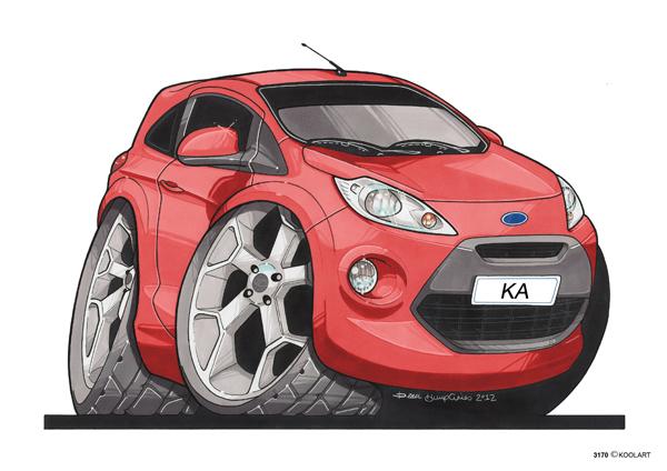 Ford Ka Rouge