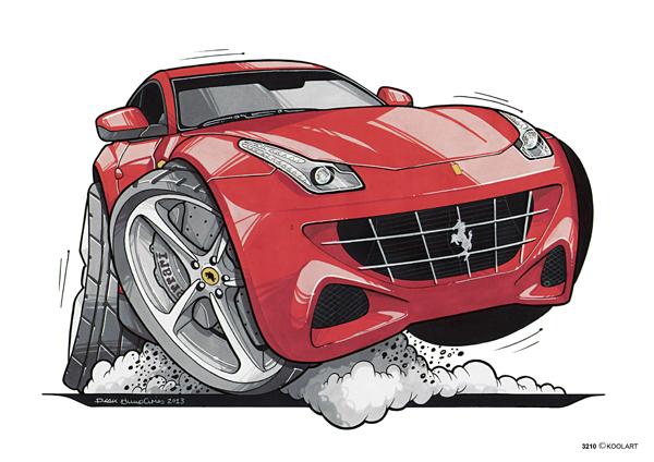 Ferrari FF Rouge
