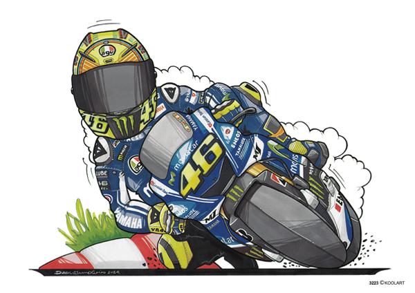 Yamaha Valentino Rossi