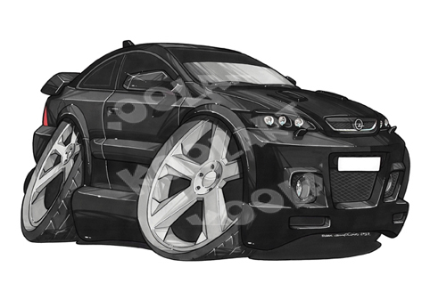 Opel Astra Noire