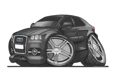 Audi A3 Noire