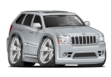 Jeep Gris Metal